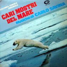 Carlo Savina Cari Mostri Del Mare